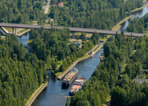 New Research Project for Development of Inland Navigation
