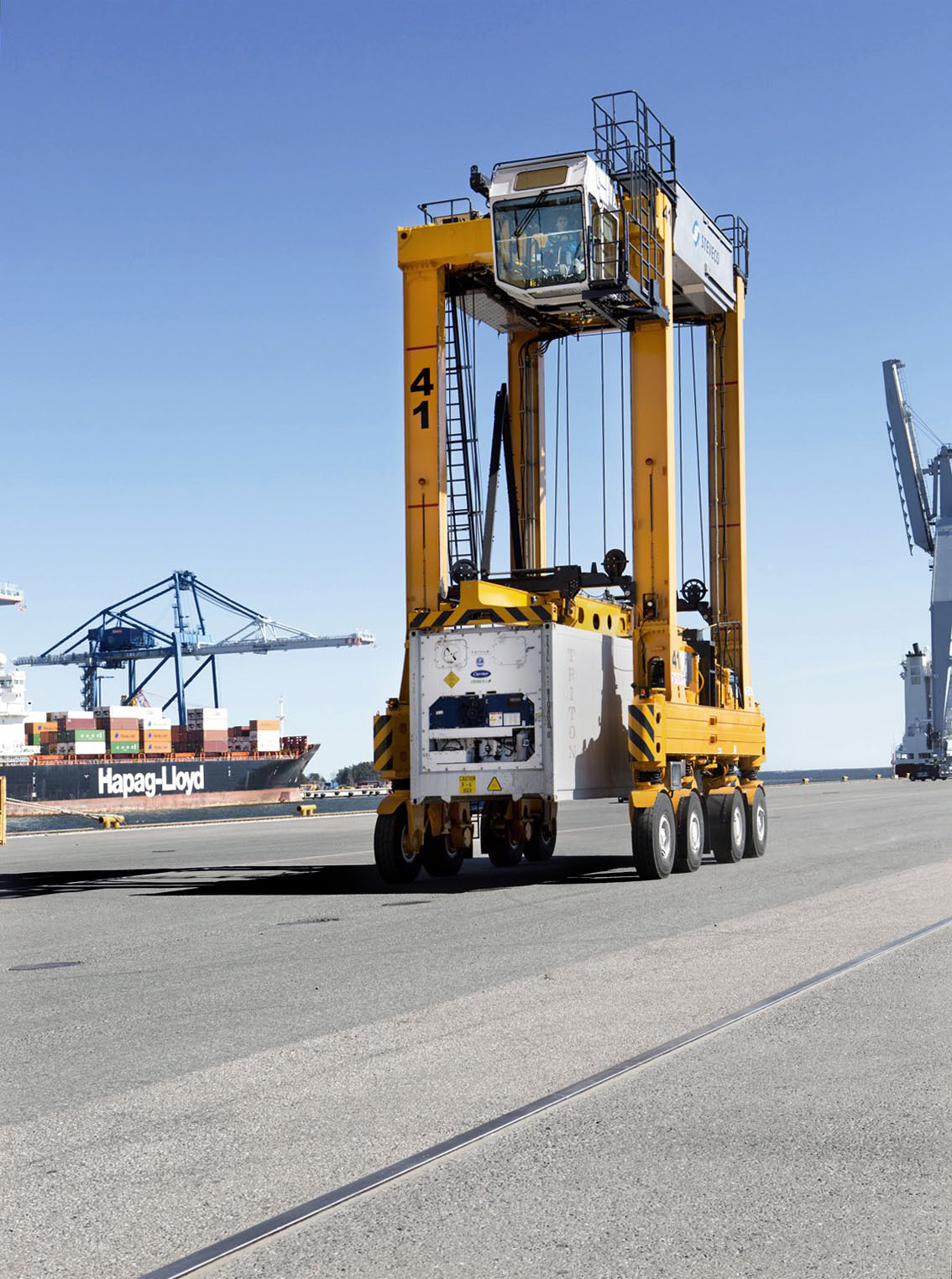 Digitalisation and data as solutions to ports' problems?
