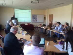 Results presented at DEVPORT symposium in Le Havre