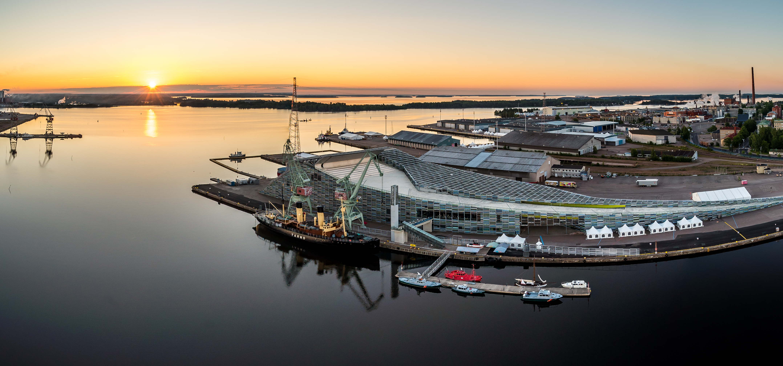 Merimaili Visits 30MILES Ports
