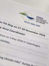 COMPLETE at the PA Ship Steering Committee Meeting