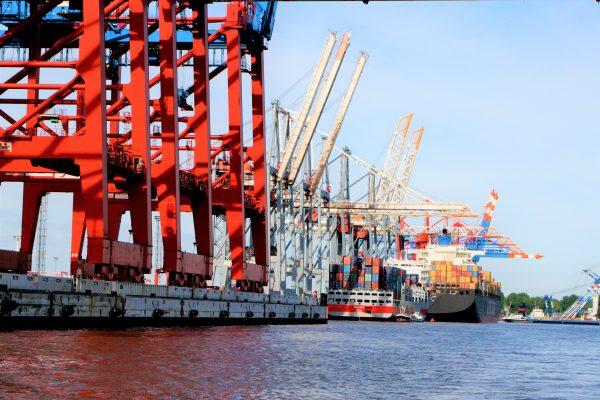 Uusi tiedeartikkeli satamien digitalisaatiosta julkaistu