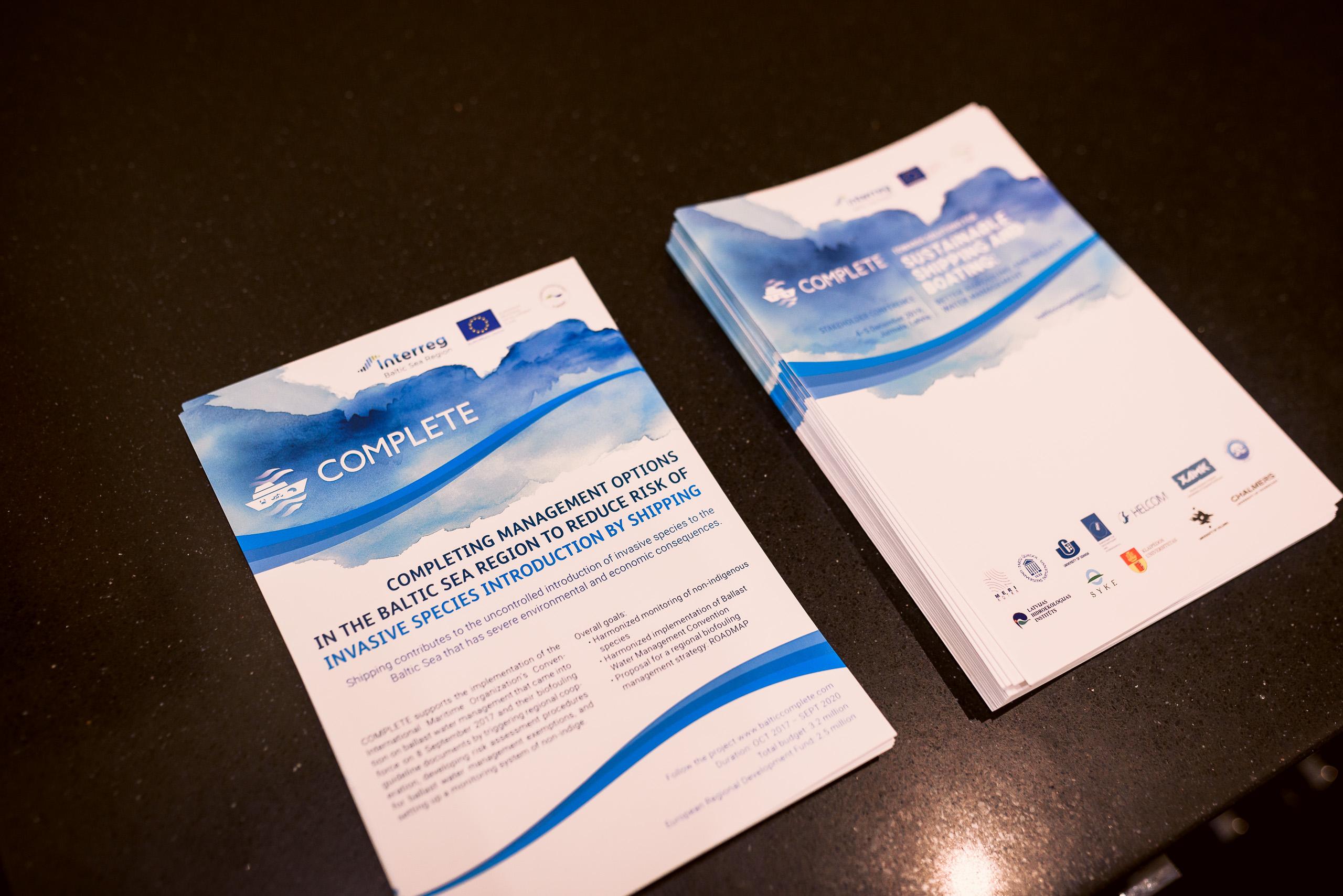 COMPLETE-projektin sidosryhmäkonferenssin aineistot saatavilla